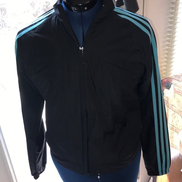85137d6d6c1b4 adidds Jackets & Coats | Adidas Junior Jogging Jacket | Poshmark